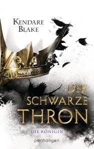 Der Schwarze ThronDie Koenigin von Kendare Blake